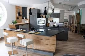 küche ideen küche in u form mit bar schöne ideen und bilder für theken in