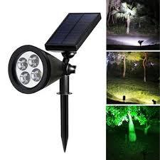Solar Lights Outdoor 5 5v 1 6w Led Solar Light Outdoor Garden Spot Security Lamp Sale