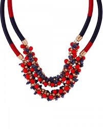 red fashion necklace images Buy necklace online for girls shop necklaces online india jpg