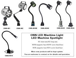 led gooseneck machine light m3m snake led magnetic working light 4 5w flexible arm gooseneck led
