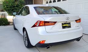 lexus is250 quebec rear bumper lower cover oem valance clublexus lexus forum