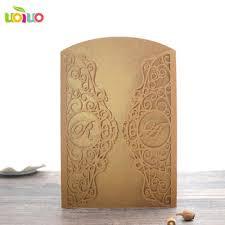 Hindu Invitation Cards Hindu Invitations Paper Flowers Lotus Ganesh Wedding Cards Buy