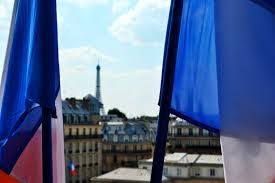 The France Flag Tbt Exploring Paris The Tour De France Angean Angean