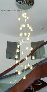 Glass Balls Chandelier Round Glass Ball Chandelier 10 Light Clear Glass Balls With Silver