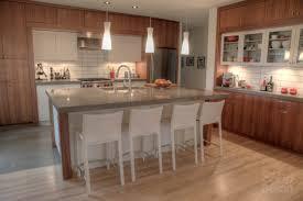 comptoir ciment cuisine comptoir separation cuisine salon maison design bahbe com