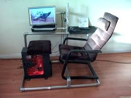 recliner with desk u2013 plfixtures info