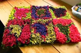 How To Rag Rug 18 Rag Rug Courses Rag Rugs And Wallhangings Traditional