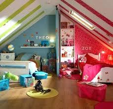 idee deco chambre enfant idee deco chambre enfant mixte une chambre pour deux enfants bleue