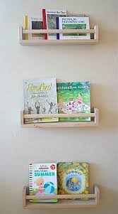 Bookshelf Books Child And Story Books Projects For Ikea Bookshelf From Spice Racks Buggy And Buddy