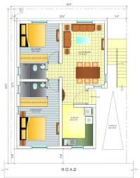 interior layout for south facing plot vastu plans for home house plan x plans north facing home design for