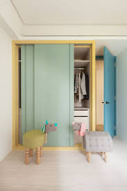 Bedroom Sliding Cabinet Design Magnificent 25 Kids Bedroom Wardrobe Design Ideas Of Exellent