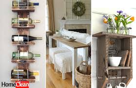 25 easy diy reclaimed wood projects for your home
