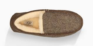 ugg s ascot slippers sale ugg official s ascot tweed wool slippers ugg com