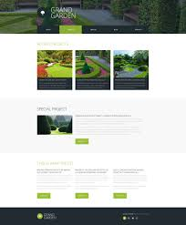 website design 51784 grand garden exterior custom website design
