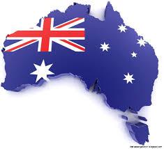 Australian Map Australia Map Wallpaper