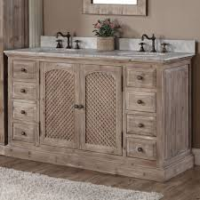 Grey Wood Bathroom Vanity Bathroom Double Bathroom Vanity Set With Drawer And Storage Using