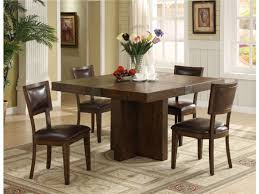 dining room amazing square dining room round table striking