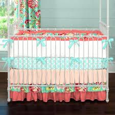 Solid Pink Crib Bedding Plain Crib Bedding
