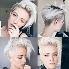 long choppy haircuts with side shaved 22 trendy short haircut ideas for 2018 straight curly hair
