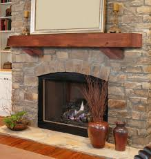 Wood Mantel Shelf Pictures by 48