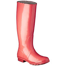 womens knee high boots target s knee high boot coral 8 target