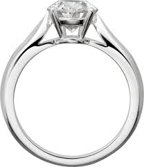 solitare ring crh4207000 1895 solitaire ring platinum diamond cartier