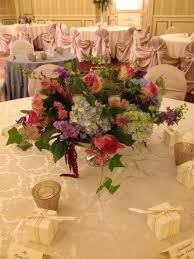 Wildflower Arrangements Draping Flowers Wildflower Centerpieces Table Flower
