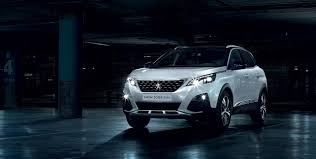 peugeot copper all new peugeot 3008 new car showroom suv gt line test drive
