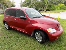 2005 chrysler pt cruiser touring low miles clean carfax