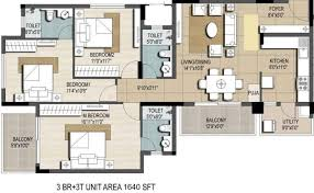 Regent Residences Floor Plan by Gr Regent Park By Gr Group In Gottigere Bangalore Price