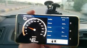 speedometer app android gps speedometer odometer android app road speed test