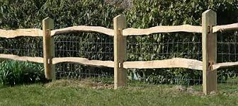 garden fencing and hedging
