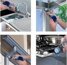 joint étanchéité plan de travail cuisine le joint d etanchéité métal c est design déco cool com