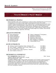 Sample Resume Objectives Human Services by Sample It Professional Resume Resume Format 2017 Professional