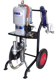 Paint Spray Gun Hire - aa spray hire equipment