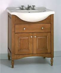 34 Bathroom Vanity Simple Wood Bathroom Vanities For A Relaxed Cottage Style Bathroom