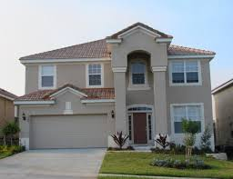beige house red door jpg 575 444 the roof tile color matches the
