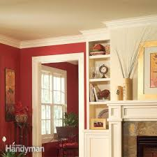 Interior Molding Designs by Perfect Trim On Doors Windows And Base Moldings Family Handyman
