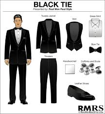 black tie attire how to dress for prom a s guide to formal menswear
