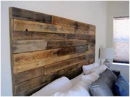 bedroom great repurposed wood headboard reclaimed wood bedroom
