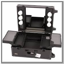 Make Up Vanity Case Charming Professional Makeup Vanity With Lights Gallery Best