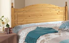 Friendship Mill Orlando Solid Pine Wooden Headboard  Mattress Online