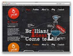 Idea Website Chalkboard Website Design Webdesign Pinterest Website