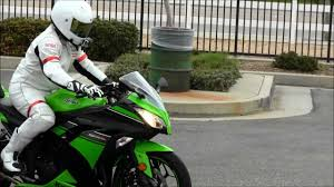 kawasaki riding jacket 2013 kawasaki ninja 300 special edition review street ride slip on