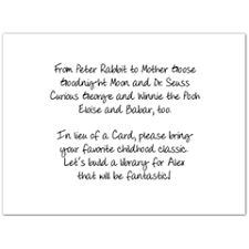 gift card baby shower poem baby shower invitations for boys storkie