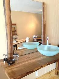 wood countertops bathroomfurniture amazing pine bathroom cabinets