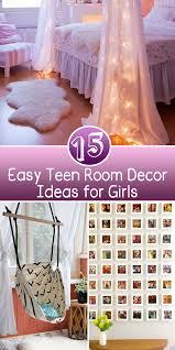 Easy Room Decor 15 Easy Room Decor Ideas For Great Diy Ideas