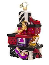 christopher radko fao schwarz tree ornament new box