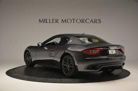 maserati gt 2015 2017 maserati granturismo sport stock m1633 for sale near