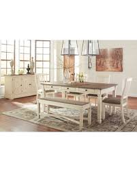 Ashley Dining Room Table And Chairs by Spring Into Savings On Signature Design By Ashley Bolanburg Two